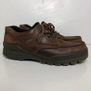 ECCO Track II Low Men's Leather Gore-Tex Shoes